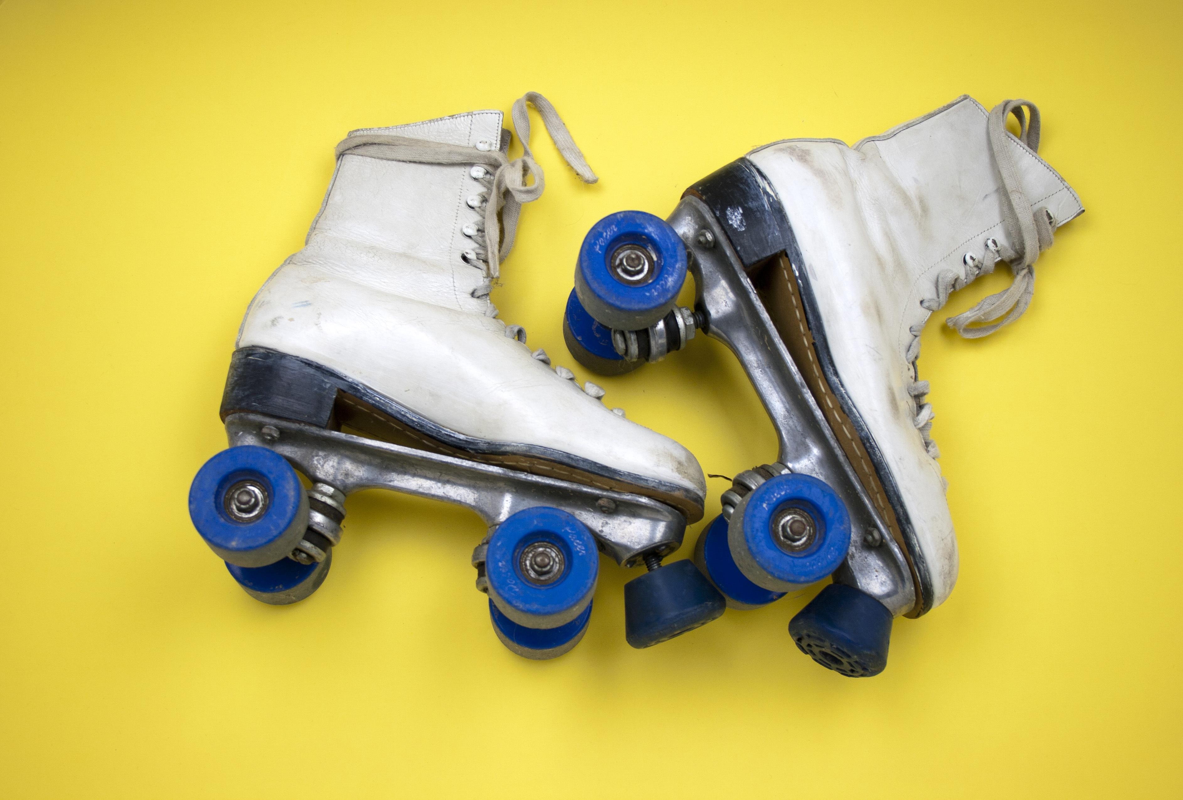 Roller quad pour roller dance