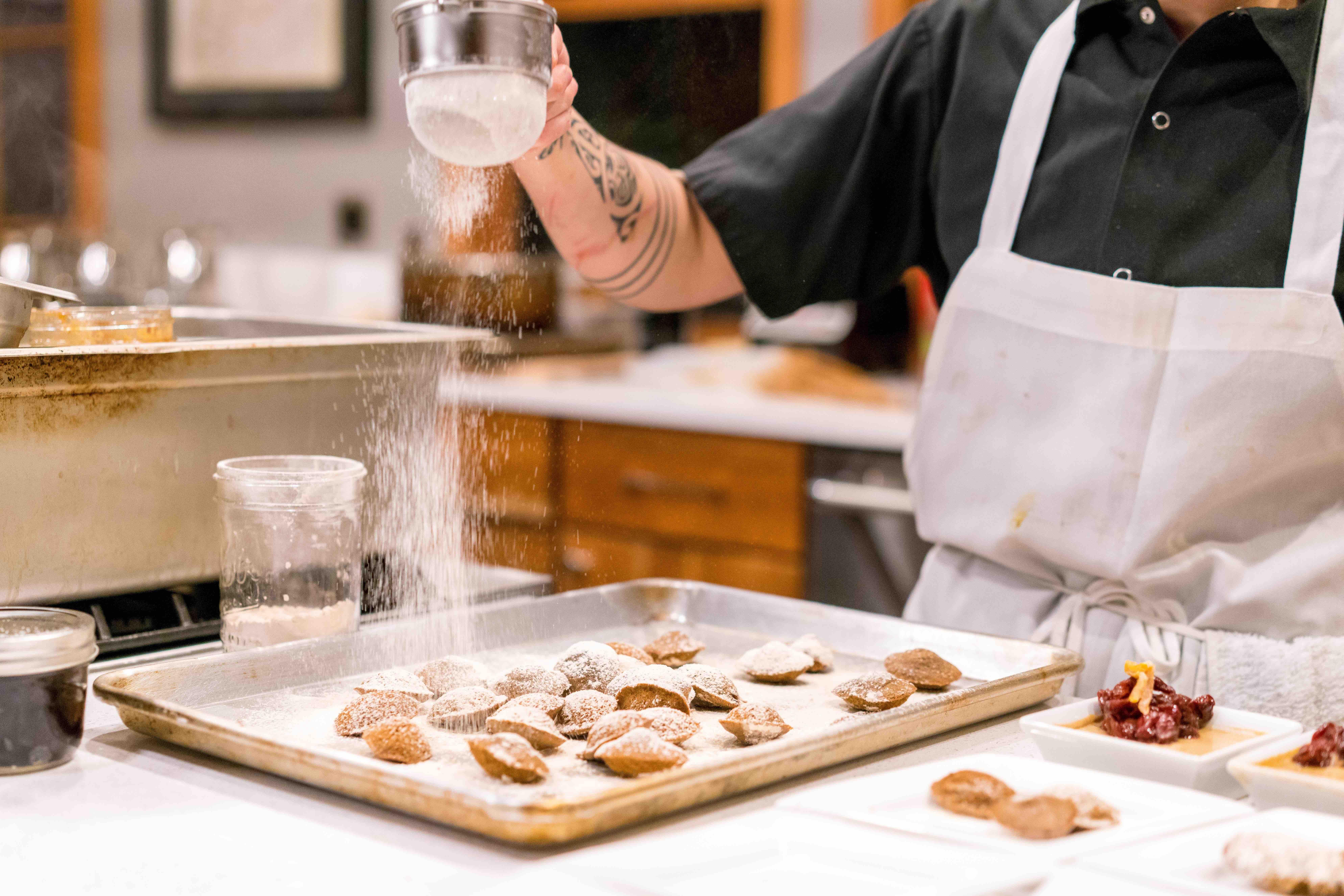 Boulanger-pâtissier professionnel